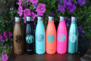 Custom Engraved S'well Bottles